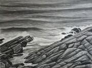 Big Sea at Cape Spear