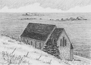 Stone Church At Ferryland