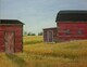 Old Barns - Ruby Line